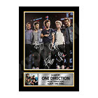 One Direction one thing2 Music STAR Signed Print 2018 A1 A2 A3 A4 Framed