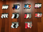 Nike Baby Boy or Girl 6 Pair PK Socks 6-12 Mo Or 12-24 Mo Or 3-4.5  ASSRTD $18