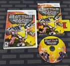 Nintendo Wii Video Game: Battle Rage Mech Conflict