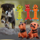 Pet Puppy Dog Chew Toys Cute Animals Dog Squeaker Squeaky Rubber Sound Toy