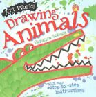 Art Works: Drawing Animals by Carolyn Scrace (2016, Paperback)