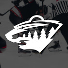 Minnesota Wild NHL Logo / Vinyl Decal Sticker $5.97 USD on eBay
