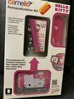 New In Box Vivta Camelio Personaliztion Kit Hell Kitty With App Card