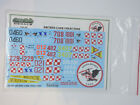 1/48 Archeo Lask Collection Polish Squadron DECALS - MODEL MAKERS D48088