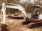 "$27k - 2012 Terex PT100G Forestry Skidsteer - 20"" trax / EROPS /  Fully Loaded"