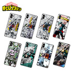 Boku No Hero Academia Phone Case Cover for Iphone XR XS X 6 7 8  Huawei Mate 20