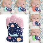 New Design Seaword Baby Silicone Mitts Teething Mitten Molars Glove Wrapper
