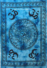 Home Decor Om Chakra Wonderful Design Small Tapestry Poster Hippie Throw Textile