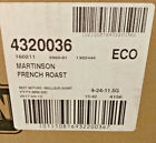 Martinson Single Serve Coffee Capsules French Roast 48 ct, Best if used 5/12/17