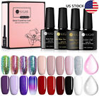 Multi-color UV Gel Nail Polish Top Base Coat  Gel Varnish UR SUGAR 7.5ml