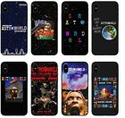 Travis Scott Astroworld  Silicone Phone Case iPhone XS Max XR X 8 7 6 Plus 5