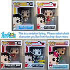 Funko POP! Animation - Betty Boop & Pudgy $14.99 USD on eBay