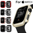For Apple Watch iWatch 1/2/3/4 38/42/40/44mm Hard PC Bumper Case Cover Protector