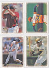 2008 UD Masterpieces YOU PICK- Finish your team set! Base cards, RC, SPs