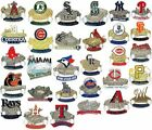 MLB Baseball Stadium Pins Your Choice of Stadiums / Ballparks New In Pkg Pin