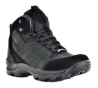 Mens Sigma Saster 5 Hiking Boots - Black Nubuck [SFG12-01]