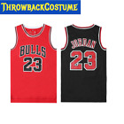 YOUTH / KIDS Throwback Swingman Jordan 23 Classic Basketball Jersey Red/Black on eBay