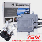 AC 75W Quick Start HID Xenon Conversion Kit For 9005 9006 H3 H4 H7 H8 H9 H11 H1 $71.62 CAD on eBay