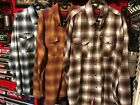 Dixxon Flannel - Lot of 3 Shirts - All SOLD OUT - Size XXL Tall (2XLT)