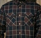 New Dixxon Lined Flannel Jacket XL Rambler Sold Out Limited Edition! NWT