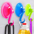Kitchen Hanger Strong Free Seamless Removable Suction Cup Wall Hook Vacuum