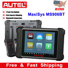 OBD2 Car Diagnostic Tool Autel MS906BT Bluetooth Scanner Code Reader than MS906