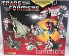 Transformers Original G1 1986 Superion Gift Set Complete W/ Box For Sale