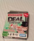 MONOPOLY Deal Card Game by Hasbro - Fast Dealing Family Monopoy Card Game NEW