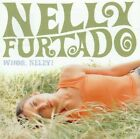 Whoa, Nelly! by Nelly Furtado CD DISC ONLY #90B