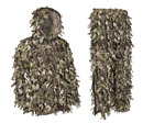 North Mountain Gear Ghillie Suit, Camo Hunting, Adjustable Waistband, Clothes
