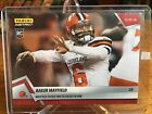 2018 Panini Instant #170 Baker Mayfield-1 of 124 made!!  Clevland Browns Rookie!