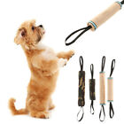 Extra Tough Dog Bite Tug Toy With 2 Handles - Best For Tug Of War With Puppy