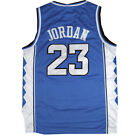 Throwback Michael Jordan 23 NORTH CAROLINA TAR HEELS Basketball Jersey Stitched <br/> US STOCK, Stitched Quality,Free USPS 2-3 days Delivery