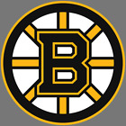 Boston Bruins NHL Hockey Vinyl Sticker Car Truck Window Decal Laptop Yeti Wall $3.49 USD on eBay