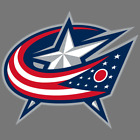 Columbus Blue Jackets NHL Hockey Vinyl Sticker Car Truck Window Decal Laptop $2.99 USD on eBay