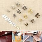 10 Sets 10mm 14mm 18mm Magnetic Buttons Metal Magnetic Snaps For Clothes sewing