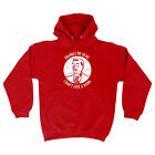 Funny Novelty Hoodie Hoody hooded Top - Frankly My Dear