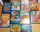Scoopy-Doo DVDs Choice of 1 DVD: Batman Pirates Samurai Aloha 13 Ghosts Monster