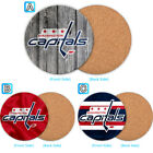 Washington Capitals Wood Coaster Coffee Cup Mat Mug Pad Table Decor $4.69 USD on eBay