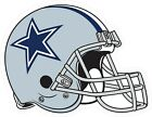 Dallas Cowboys Helmet Decal ~ Car / Truck Vinyl Sticker - Wall Graphics on eBay
