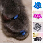 20Pcs/set  Silicone Pet Dog Cat Kitten Paw Claw Control Nail Caps Cover