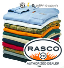 Kyпить NEW-Rasco FR Flame Resistant Long Sleeve Henley T-Shirt-ALL COLORS Fast Shipping на еВаy.соm