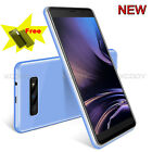 Cheap Unlocked 5.5 Android 8.1 Mobile Phone Smartphone 4 Core 2 Sim Wifi Gps 3g
