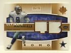 Tony Romo Cowboys 2007 UD Utimate Materials Patch 35/35
