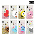 BTS BT21 Official Authentic Goods Glitter Case for iPhone / Galaxy