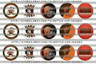 NFL  Cleveland Browns Image Pre Cut/Bottle Caps 12mm 25mm $5.0 USD on eBay