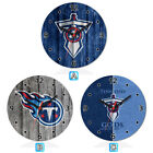 Tennessee Titans Sport Wooden Wall Clock Modern Home Room Decoration on eBay