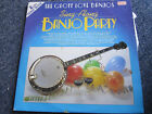 "VINYL RECORD SING ALOONG BANJO PARTY 2 LP SET  33 1/3  R.P.M. 12"" LP"