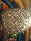 1733 Ship Wreck Cob 8 Reales Silver 18.6 Grams (UREAL) EDUCATIONAL PIECE ONLY