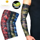 1PC Cooling Arm Sleeves Cover UV Sun Protection Outdoor Sports Unisex